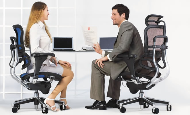 What Type of Chair Do You Buy for Your Employees?