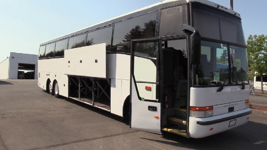 Things to Consider When Hiring a Bus Charter Company in Maryland