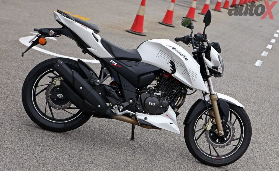 2020 TVS Apache RTR 200 4V launched in India