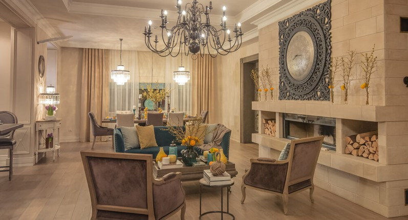 Chandeliers – the crown jewel of your interior